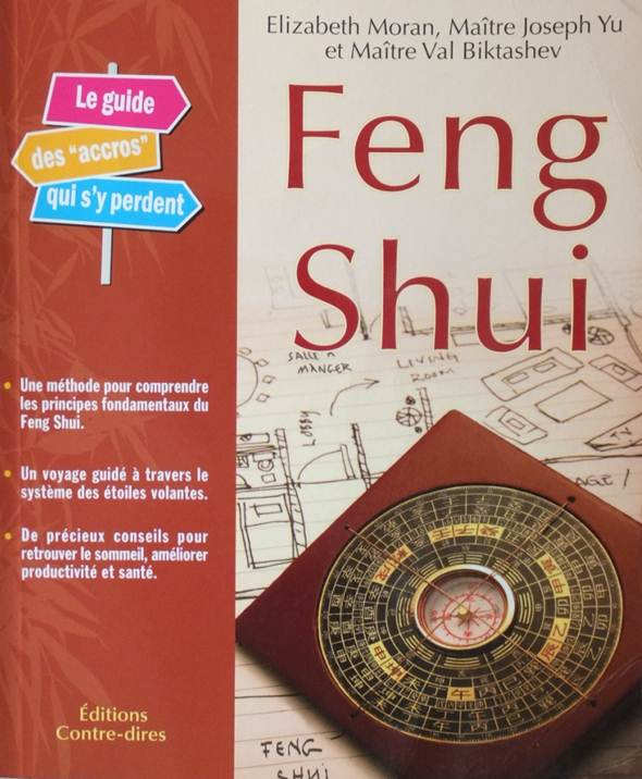 livres sur le feng shui. Black Bedroom Furniture Sets. Home Design Ideas